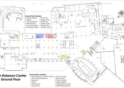 HUB-Robeson Center - Ground Floor